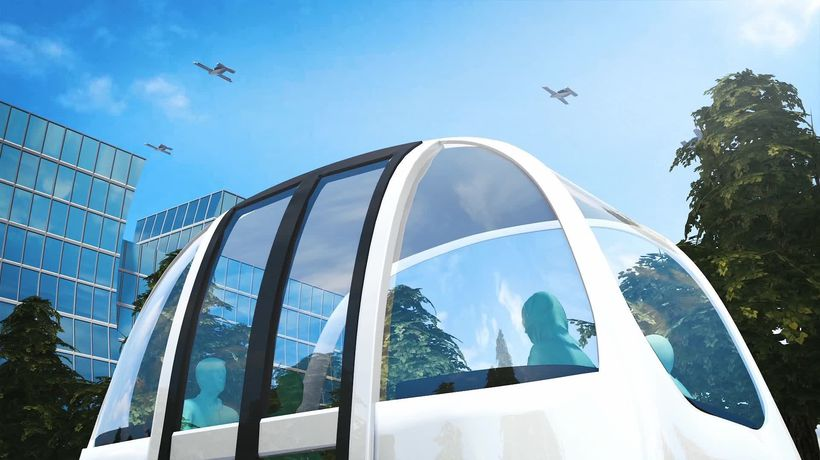 World's First 'Flying Car' Airport to be Built Near Orlando
