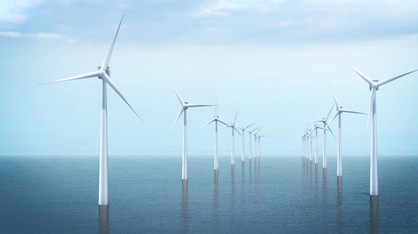 World's largest wind turbines to power America's first large-scale offshore wind farm