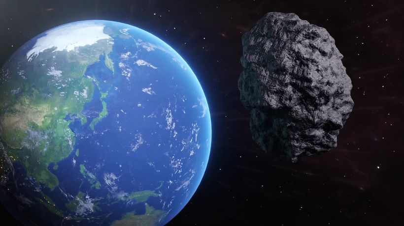 Asteroid twice the size of the Burj Khalifa to pass Earth this month
