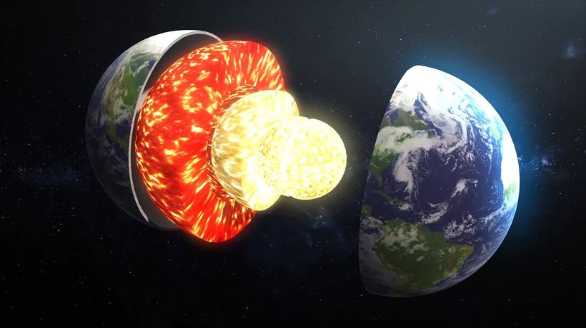 Scientists find hidden layer in Earth's inner core
