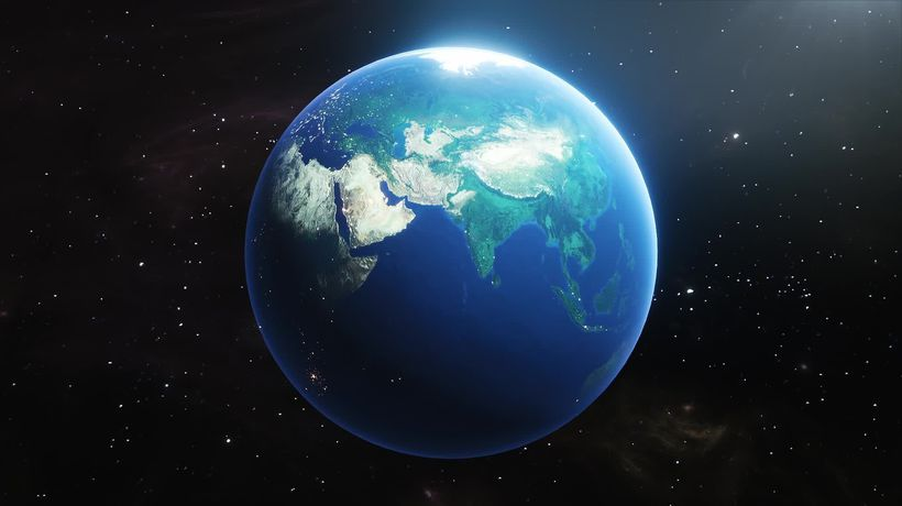 Earth's axis shifting faster due to climate change — study