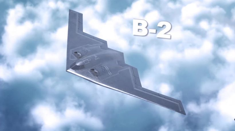 Brand new B-21 bomber will only fly with the immortal B-52