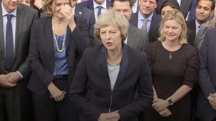 Theresa May: The Prime Minister in profile
