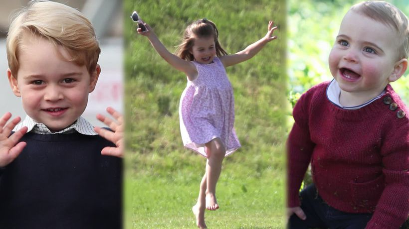 The Cambridge kids' cutest moments