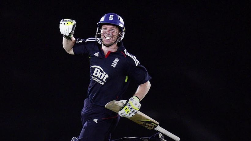 Cricket World Cup: England caption Eoin Morgan in profile