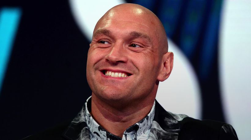 Tyson Fury: In profile