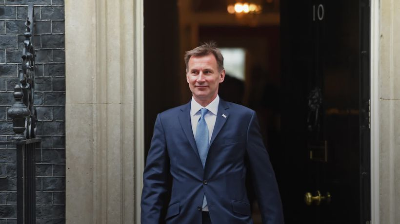 Jeremy Hunt in profile