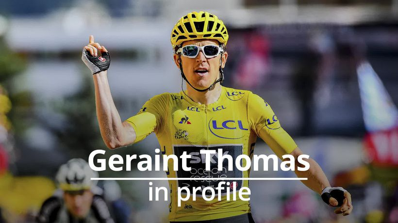 Geraint Thomas: The Welsh cyclist in profile