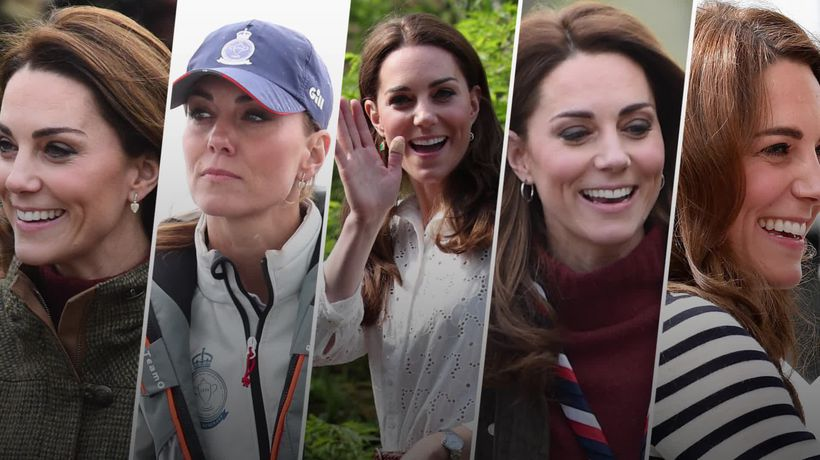 Duchess of Cambridge: Off-duty style