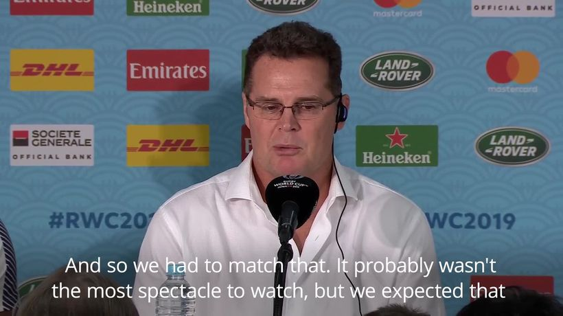 Springboks to face England in Rugby World Cup final