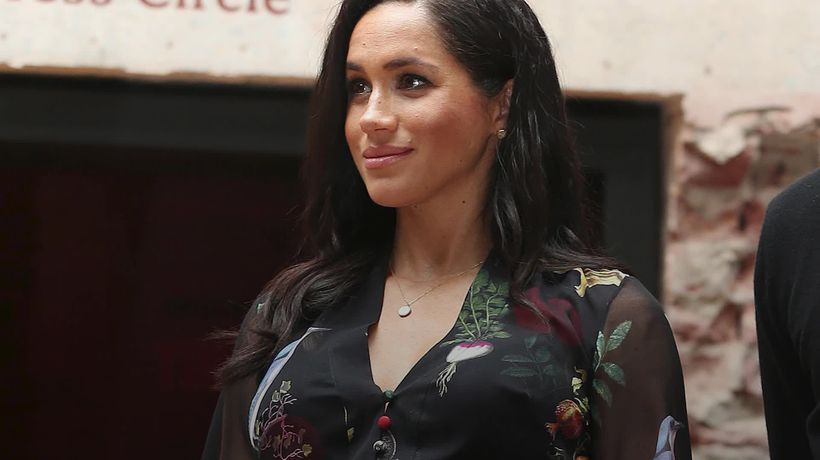 Meghan: a year in style