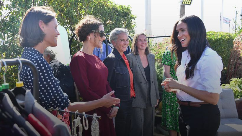 Meghan's year in review