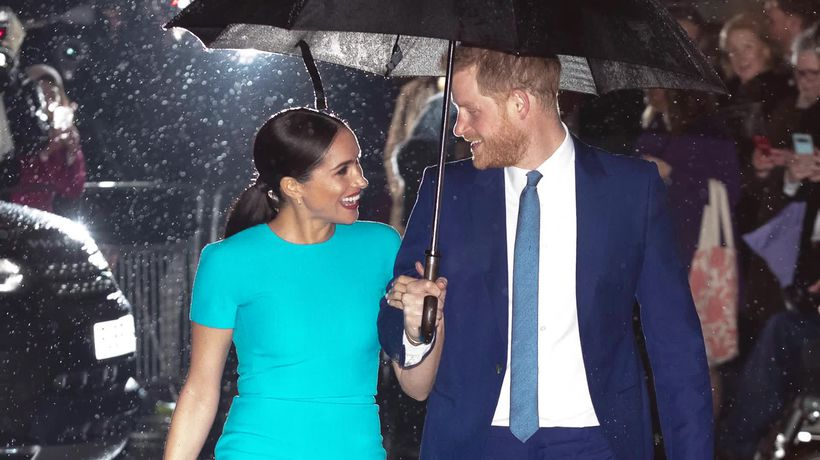 Why are Prince Harry and Meghan no longer royals?