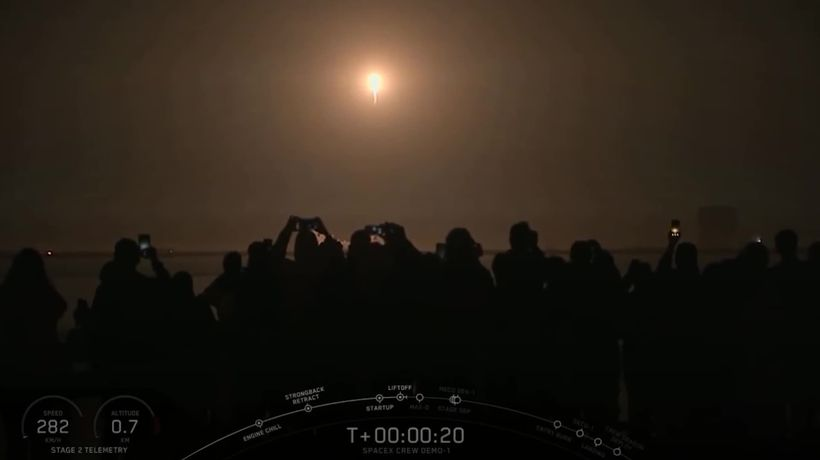 Why the stakes are high for SpaceX's historic mission