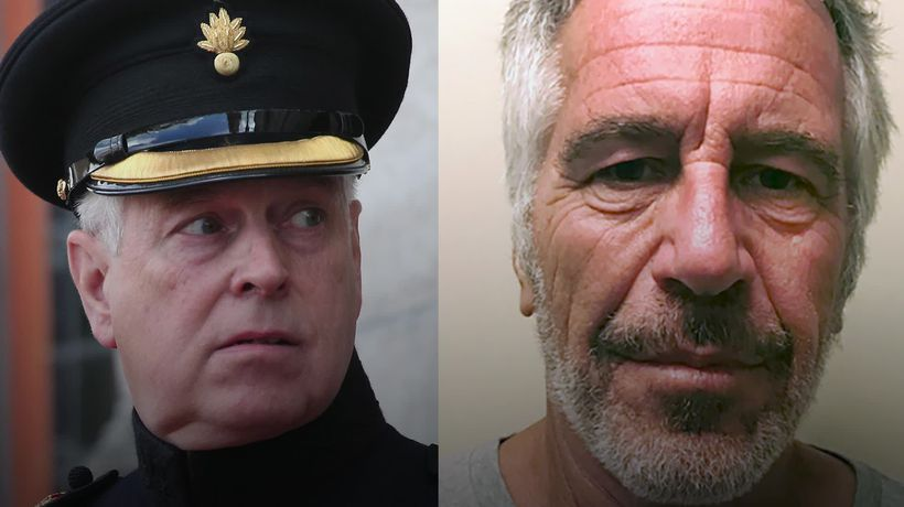 A timeline of Prince Andrew's involvement with Jeffrey Epstein