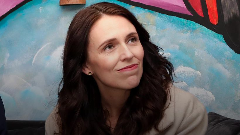 The story of Jacinda Ardern