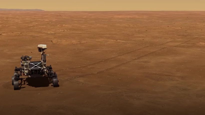 Mission to Mars: The race to the red planet