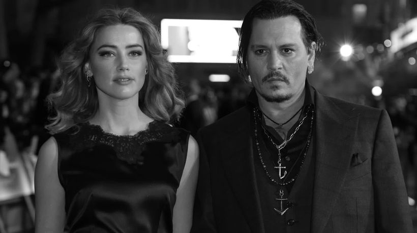 Amber Heard and Johnny Depp's relationship