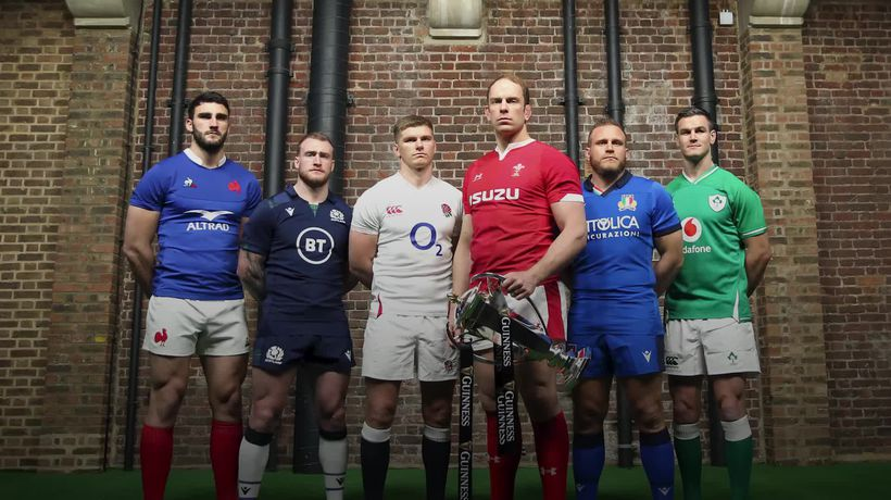 Rugby's Six Nations championship resumes: Where are we?