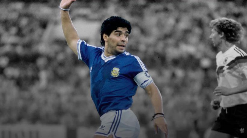 Maradona: Sublime talent and a riotous life