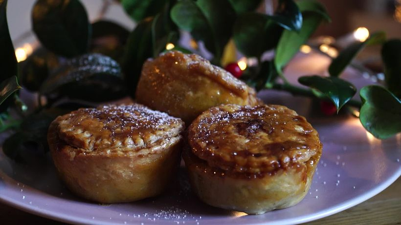 How to make traditional mince pies