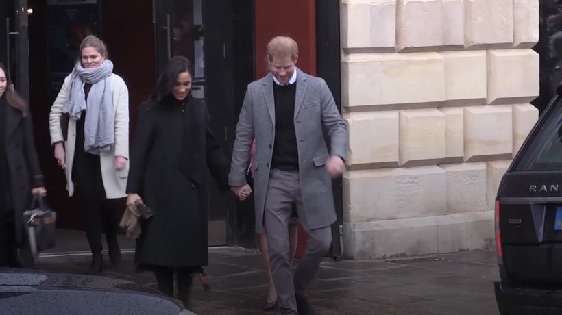 Are Harry and Meghan still royal?