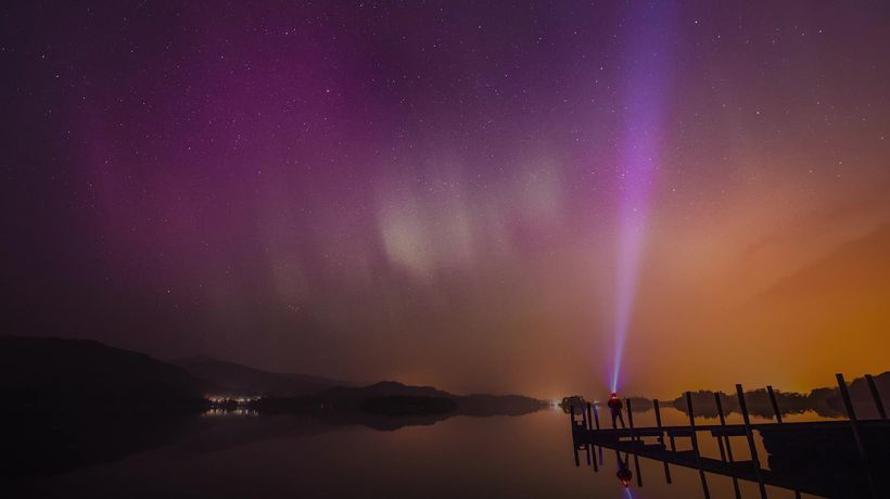 Tips and tricks for seeing the Northern Lights