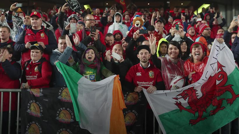Lions tour to South Africa - Will fans be allowed?