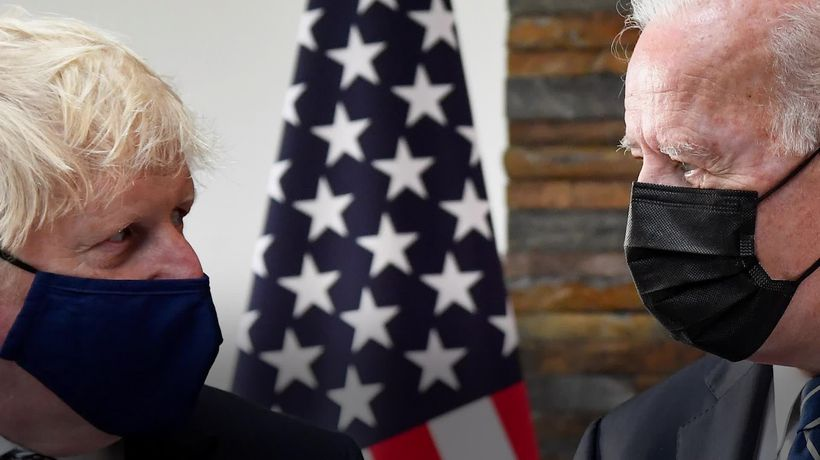 Why is the 'special relationship' between the UK and US under strain?
