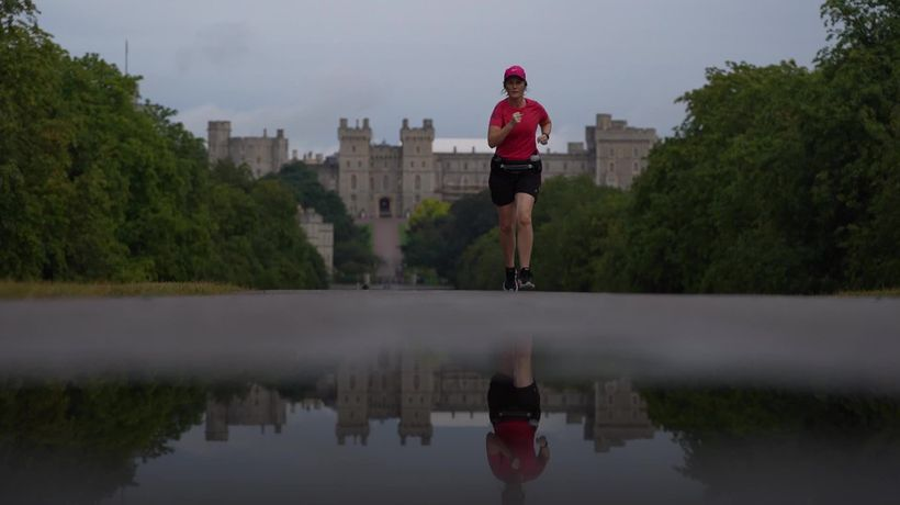How to prepare for distance running