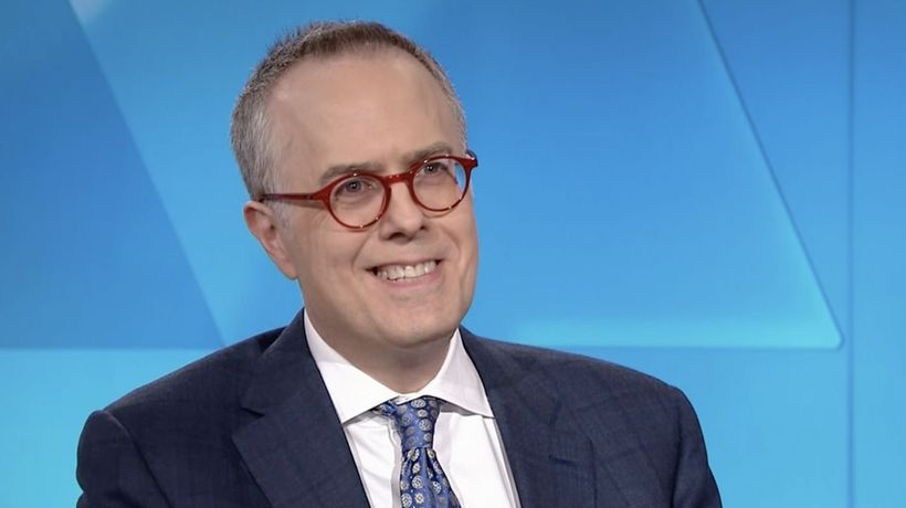 Political columnist Michael Gerson on coping with 'insidious' depression