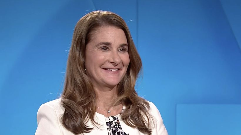 Melinda Gates On Her Foundation'S Work And The Need To 'Lift Up Women' Worldwide