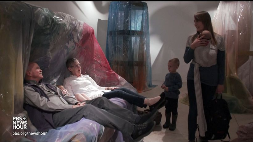 """The """"Speechless: Different By Design"""" Exhibit Uses Brain Science To Inform Art"""