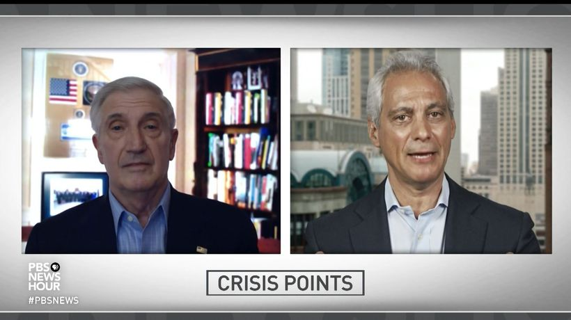 Andy Card And Rahm Emanuel On What Trump Is Doing Right - And Wrong
