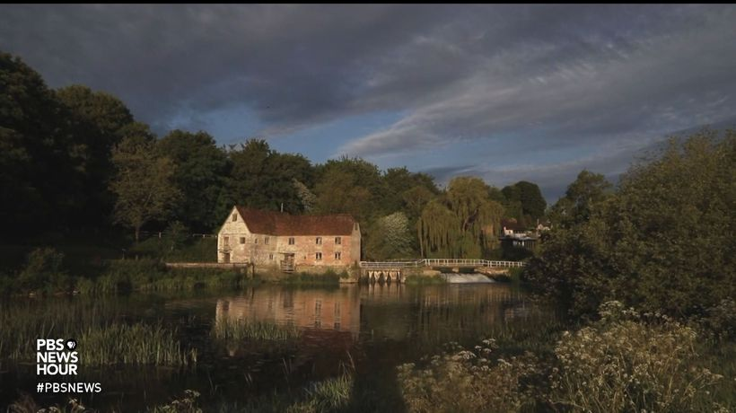 How A Centuries-Old Water Mill Is Providing This British County Its Daily Bread
