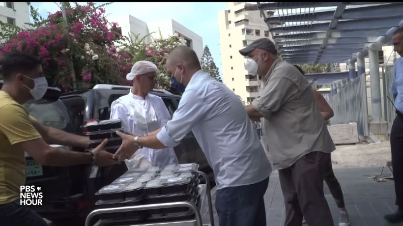 After Beirut Blast, Lebanese Must Turn To Each Other To Avoid Crisis