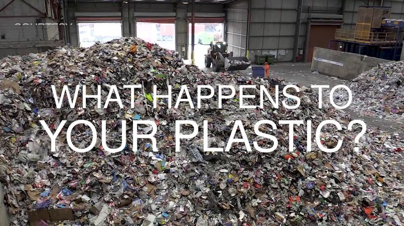 What happens to your plastic?