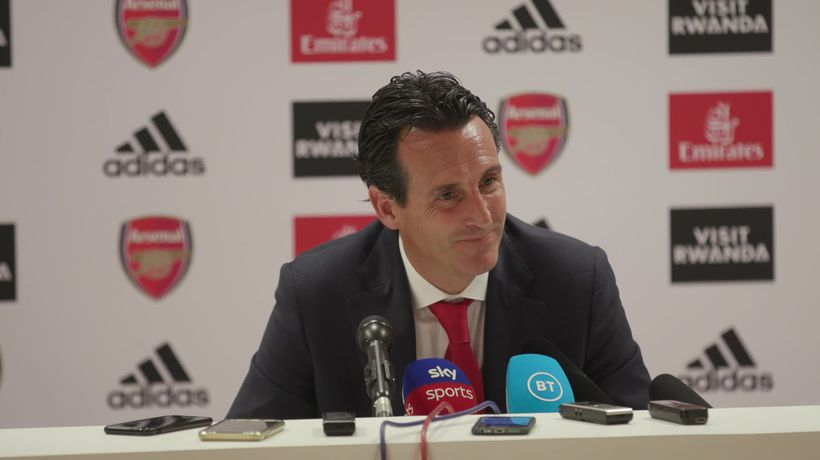 Unai Emery: We never want to play against Liverpool