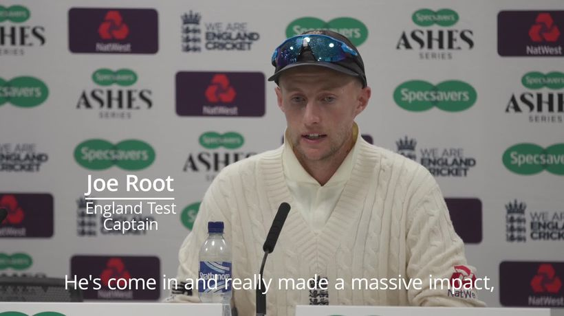 Joe Root: Archer adds a different dynamic to England