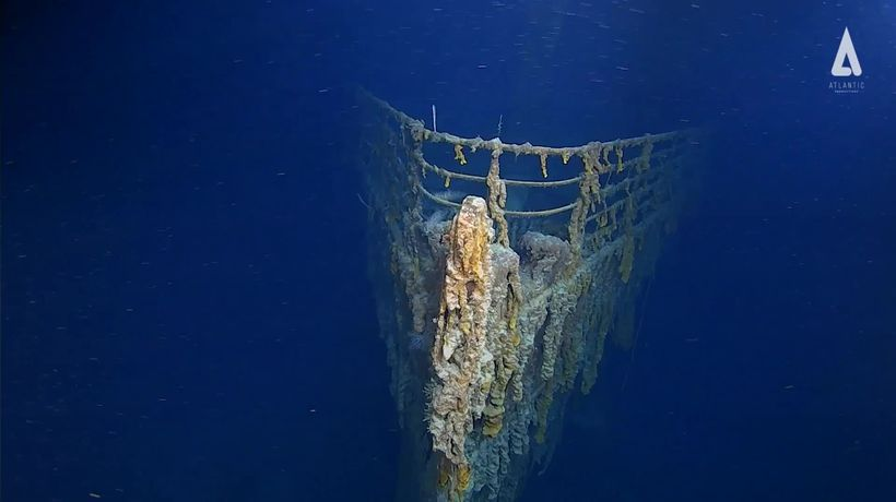 Titanic exploration pilot: Seeing the wreck for the first time was 'amazing'
