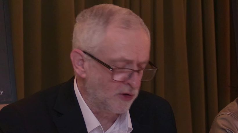Jeremy Corbyn: Labour would pardon Suffragettes