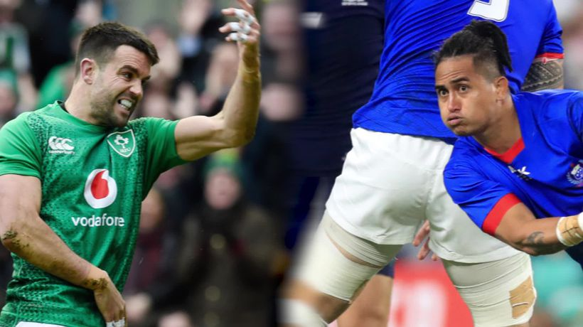 Ireland v Samoa: Rugby World Cup match preview