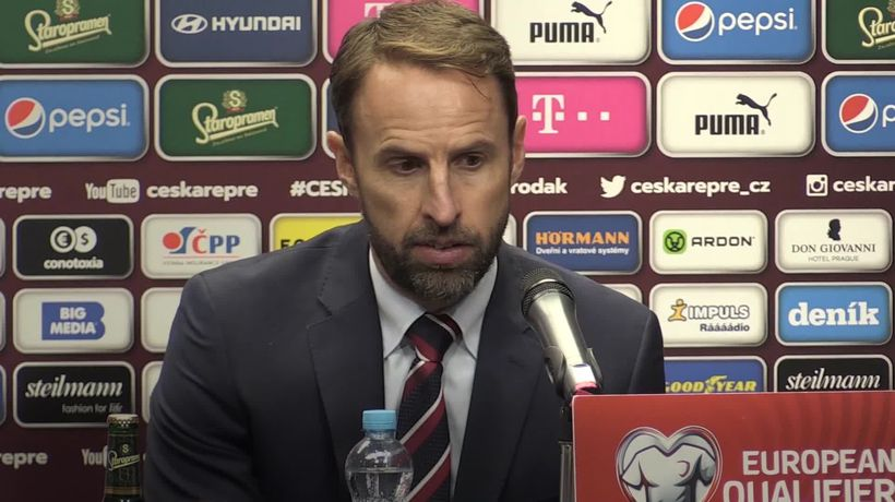 Southgate accepts reality Czech in Prague and promises better in Bulgaria