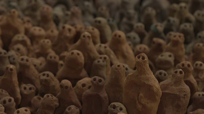 Antony Gormley's 40,000 tiny terracotta figures are back on display