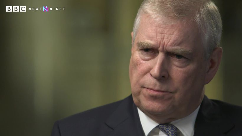 Prince Andrew says staying with Epstein 'the honourable thing to do' during Newsnight interview
