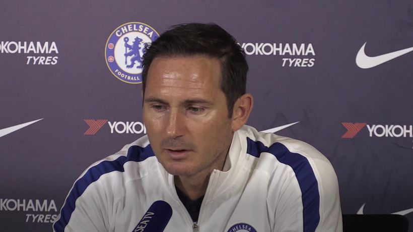 Frank Lampard: Jose Mourinho will make Tottenham a threat in the Premier League