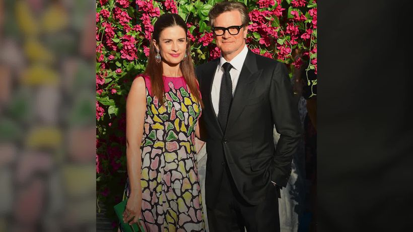 Colin Firth separates from his wife of 22 years