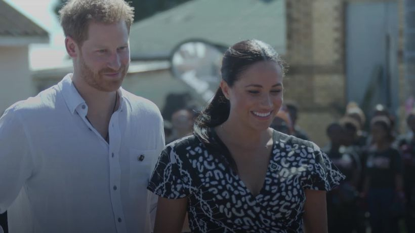 Harry and Meghan in numbers