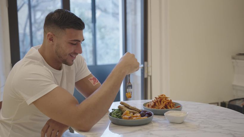 Tommy Fury's 'meat patch' helps him turn vegan for January