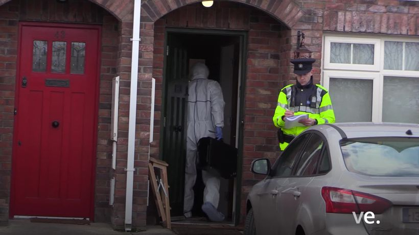 Three children found dead in Co Dublin named